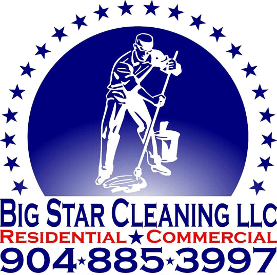 Big Star Cleaning, Jacksonville, FL Residential and Commercial Cleaning Services